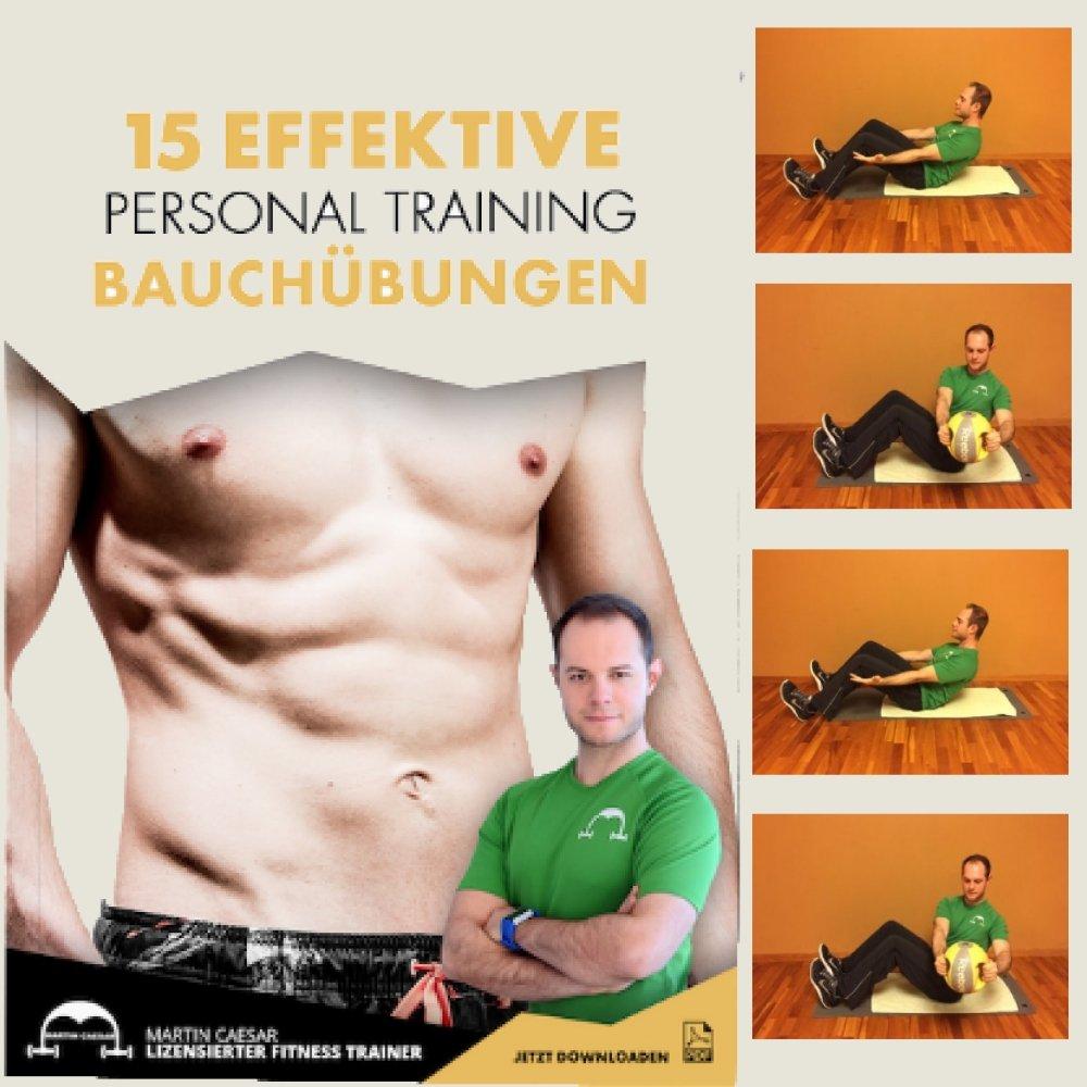 15 Effektive Bauchübungen
