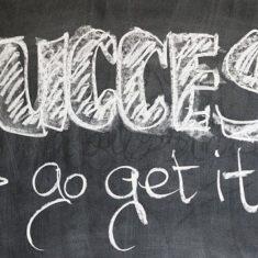 Erfolg einfach gemacht