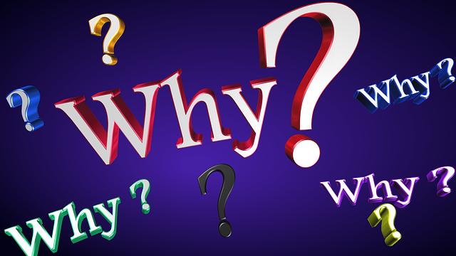Warum Frage