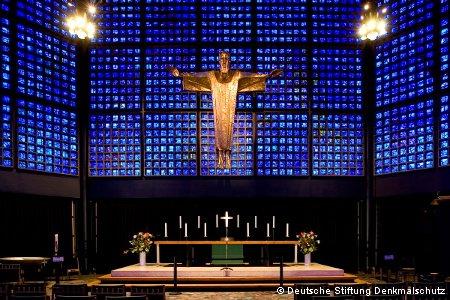 Kaiser-Wilhelm-Gedächtniskirche Altar
