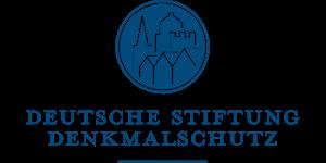 logo deutsche stiftung denkmalschutz gross