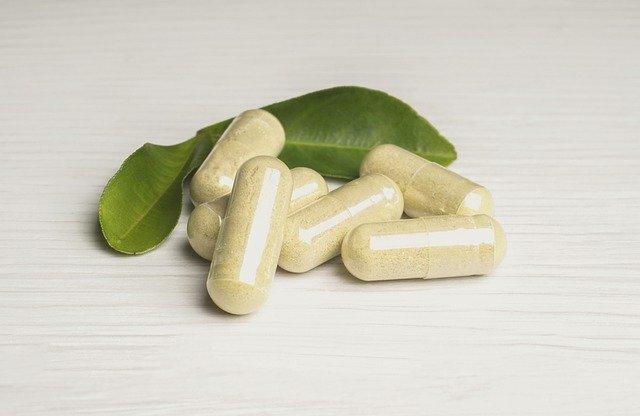 Vitamine in Kapselform
