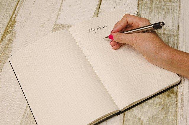 notizen schreiben