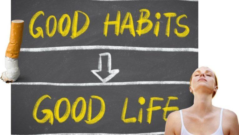 Good habits good life