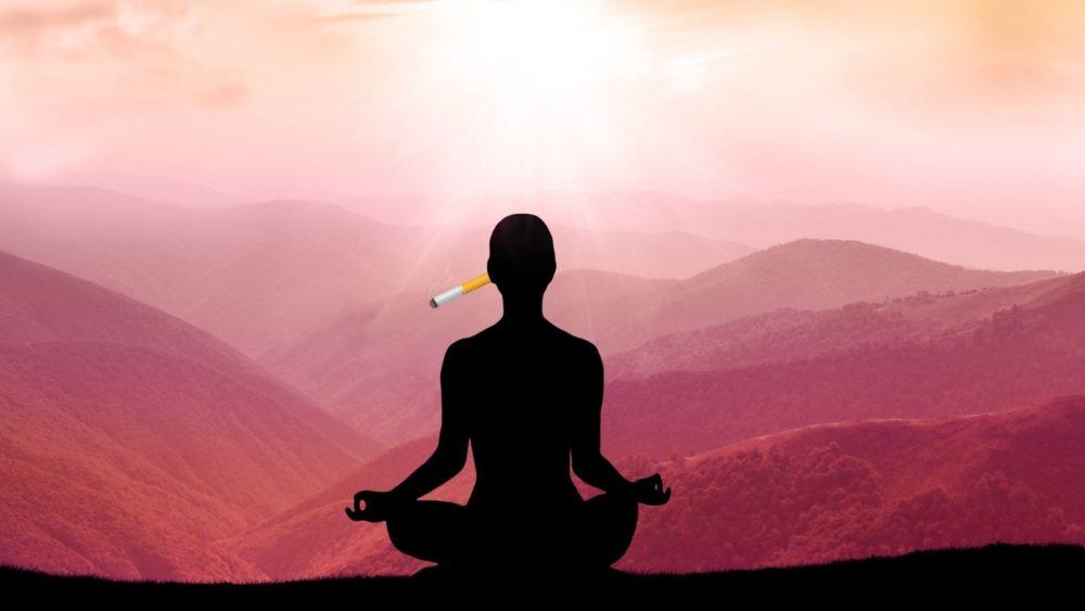 Meditation Rauchfrei